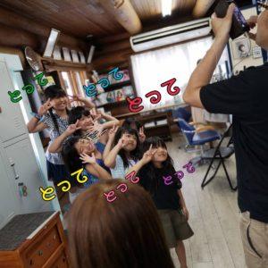 美容師体験教室2018